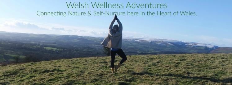 Welsh Wellness Adventures Banner